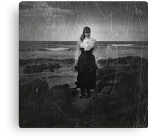Before I drown, I just wanted you to know... Canvas Print