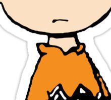 Charlie Brown Sticker
