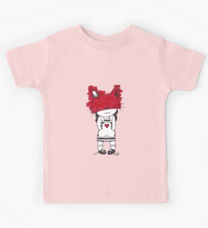 Fox Child Malkah Kids Tee