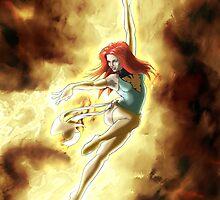Phoenix by JBurkeDesign