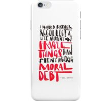 Fragile Things iPhone Case/Skin