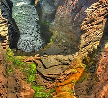 Thunder Hole, Acadia National Park, Maine, USA by fauselr