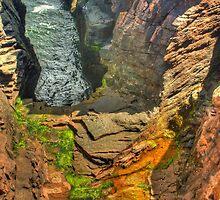 Thunder Hole, Acadia National Park, Maine, USA by fauselr