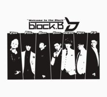 Block B 'Welcome to the Block'  by Machan Amari