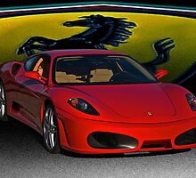 Ferrari F430 Scuderia III by DaveKoontz