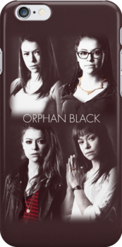 Orphan Black - iPhone Case by knicks93