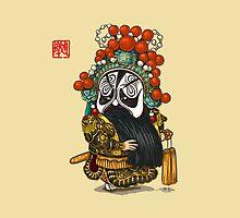 Xiang Yu, the Chinese Lionheart in Peking Opera by Meliora Ltd.