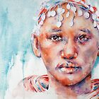 Rendille Woman . .  by Stephie Butler