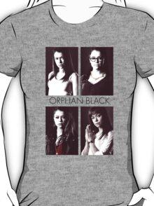 Orphan Black (black text) T-Shirt