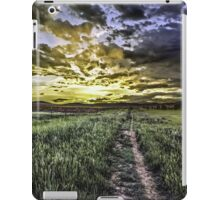 Release your dreams into reality iPad Case/Skin