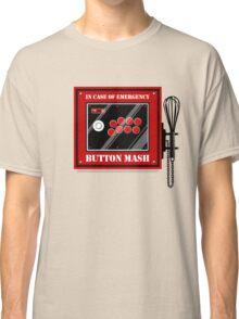 Button Mash Classic T-Shirt