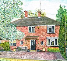 This is Nicky's House Cheltenham by doatley