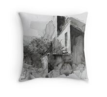 Mutley Road Throw Pillow