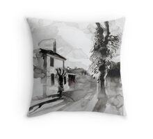 Post Office 2 Throw Pillow