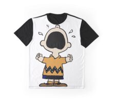 Charlie Crying Graphic T-Shirt