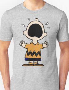 Charlie Crying T-Shirt
