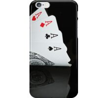 Ace!! iPhone Case/Skin