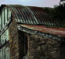 Old Garage by James-Williams