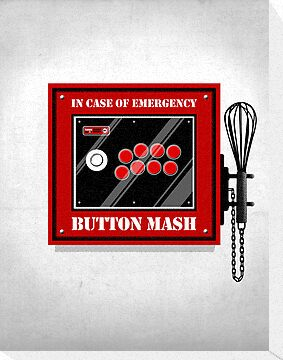 Button Mash by soulthrow