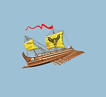 7th to the 4th century BCE Greek Trireme T-shirt Unisex T-Shirt