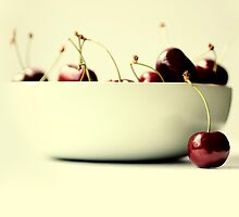 cherries by Ingz