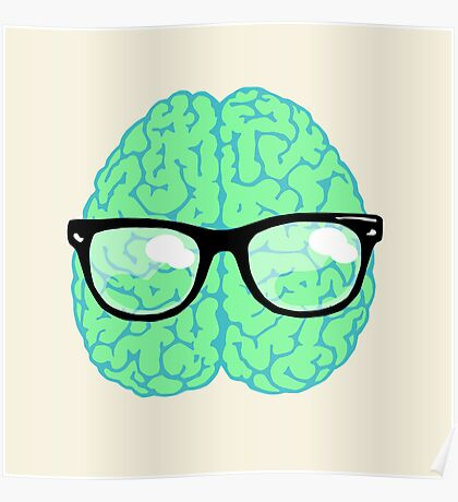 CLEVER BRAIN Poster