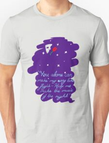 The Music of the Night Unisex T-Shirt