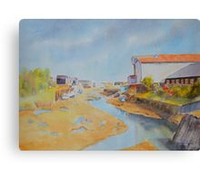 Faversham Canvas Print