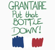 Grantaire, put that bottle down! by DefineManiac