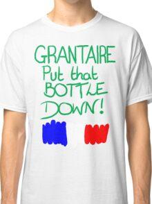 Grantaire, put that bottle down! Classic T-Shirt