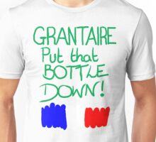 Grantaire, put that bottle down! Unisex T-Shirt