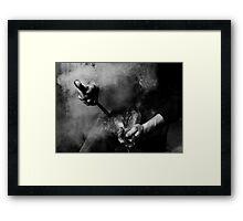 Farrier Framed Print