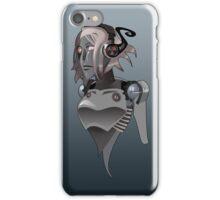 Woman Robot iPhone Case/Skin