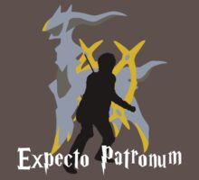 Harry Expecto Patronum by ScakkoDesign