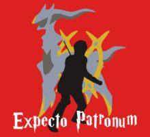 Harry Expecto Patronum Kids Tee
