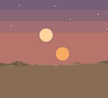 Tatooine by JonOses