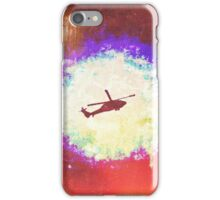 Helicopter Eclipse iPhone Case/Skin