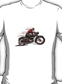 VINTAGE MOTORCYCLE ART T-Shirt