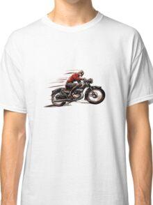VINTAGE MOTORCYCLE ART Classic T-Shirt