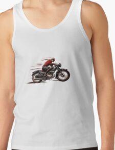 VINTAGE MOTORCYCLE ART Tank Top