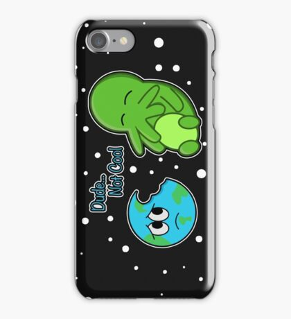 Cthulhu… Not Cool iPhone Case/Skin