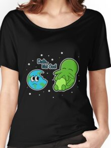 Cthulhu… Not Cool Women's Relaxed Fit T-Shirt