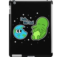 Cthulhu… Not Cool iPad Case/Skin