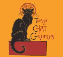 Tournee du Chat Grumpy by Snufkin