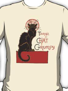 Tournee du Chat Grumpy T-Shirt