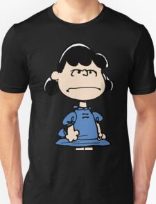 Angry Lucy T-Shirt