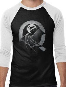 The Dark Quail Men's Baseball ¾ T-Shirt