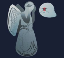 Boo! and Weeping Angel... by Christian Clarke