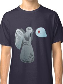 Boo! and Weeping Angel... Classic T-Shirt