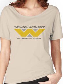 Weyland Yutani Corp Women's Relaxed Fit T-Shirt